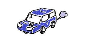 車イラスト